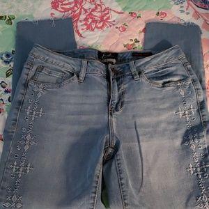 Earl jeans,  size 6, NWOT